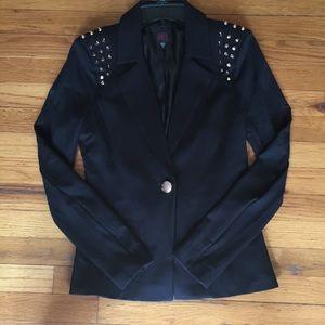 Black 2b Bebe Blazer